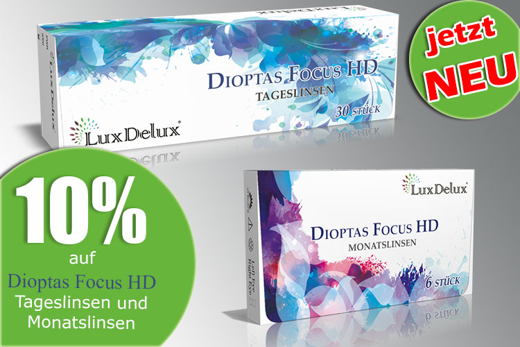 LUXDELUX� - Ihre beliebte Marke f�r Kontaktli