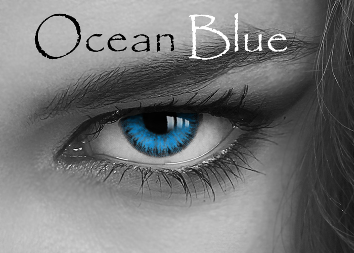 Ocean Blue, die beliebteste Farblinse!