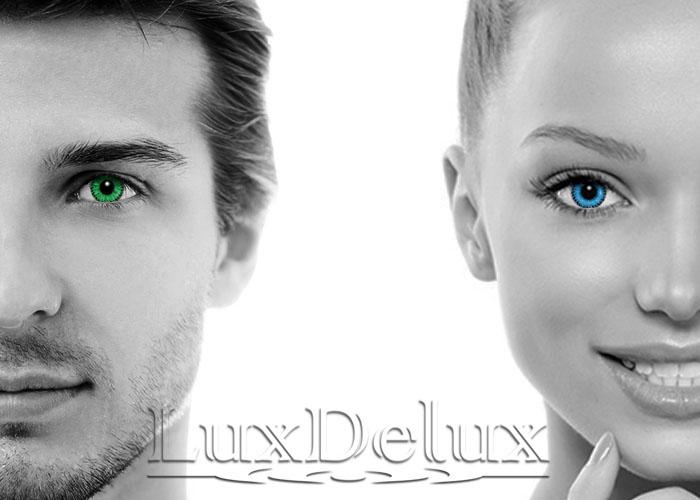 Eine neue Augenfarbe auch für Dich!